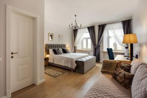 Stylish & Modern Studio Apartments Old Town, Apartments  Vilnius - big - 35