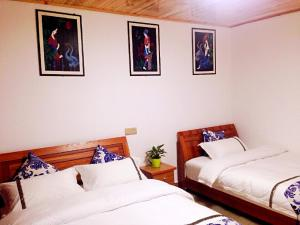 Nuodeng Fujia Liufang Hostel, Ostelli  Dali - big - 8