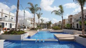 Zenia Beach Townhouse, Ferienhäuser  Playa Flamenca - big - 13