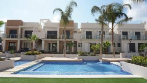 Zenia Beach Townhouse, Ferienhäuser  Playa Flamenca - big - 11