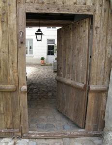 La Closerie Saint Jacques, B&B (nocľahy s raňajkami)  Loches - big - 14