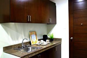 Food District Hostel - Ortigas Kapitolyo, Hostelek  Manila - big - 2