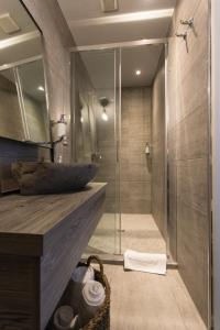 Seven Boutique Hotel, Hotely  Ascona - big - 24