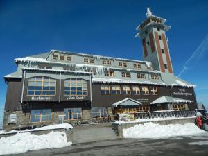 obrázek - Hotel Fichtelberghaus