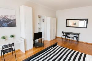 Othonos Apartment, Апартаменты  Афины - big - 10