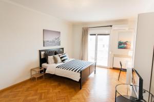 Othonos Apartment, Апартаменты  Афины - big - 9