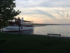 Lady of the Lake, Bed & Breakfasts  Skaneateles - big - 42