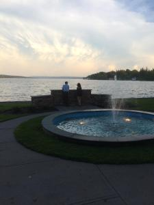 Lady of the Lake, Bed & Breakfasts  Skaneateles - big - 43