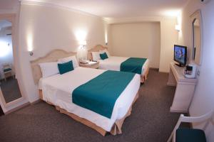 Hotel Quality Inn Aguascalientes, Hotel  Aguascalientes - big - 12