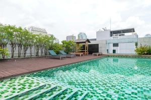 Urban Loft By Favstay, Ferienwohnungen  Bangkok - big - 16