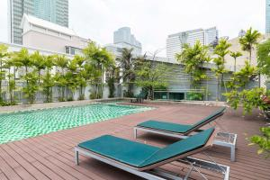 Urban Loft By Favstay, Ferienwohnungen  Bangkok - big - 8