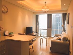Tieshimen Suyue Apartment, Apartmány  Suzhou - big - 5