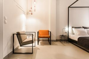 Monk suites by MLT at Ermou, Hotels  Athen - big - 27