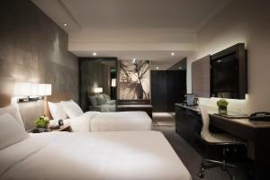 Gateway Hotel, Marco Polo, Hotels  Hongkong - big - 13