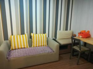 1BR in U Delight at Huamak Station, Ferienwohnungen  Bangkok - big - 7