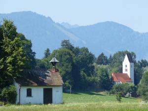 Ferienhof Hiemer, Ferienwohnungen  Sulzberg - big - 3