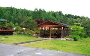 Green Hill Pension, Дома для отпуска  Пхёнчхан - big - 107