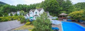 Green Hill Pension, Дома для отпуска  Пхёнчхан - big - 106