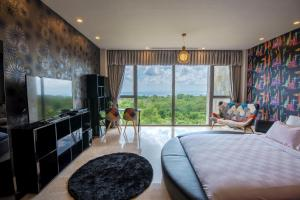 AYANA Residences Luxury Apartment, Apartmány  Jimbaran - big - 49