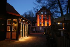 Wassermühle Heiligenthal