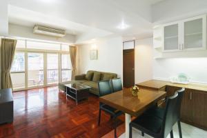 Adoring Saladaeng Residence By Favstay, Apartmány  Bangkok - big - 16