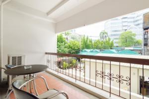 Adoring Saladaeng Residence By Favstay, Apartmanok  Bangkok - big - 14