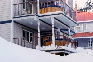 Kirton Suite - 1 Bed / 1 Bath Condo, Apartmanok  Silver Star - big - 15