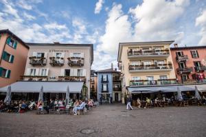 Seven Boutique Hotel, Hotely  Ascona - big - 31