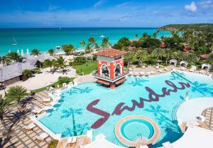 Сент-Джон - Sandals Grande Antigua All Inclusive Resort and Spa - Couples Only