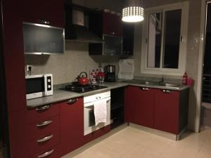Appartement Islane 32 Luxueux, Ferienwohnungen  Agadir - big - 19