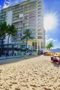 Waikiki Shore Unit 805