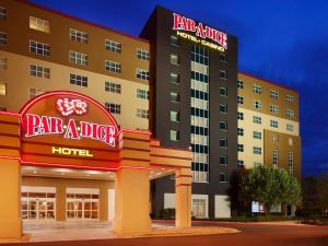 Par-A-Dice Hotel & Casino, Hotels  Peoria - big - 10