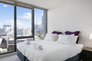 MJ Shortstay Whiteman St Apartment, Apartmány  Melbourne - big - 13