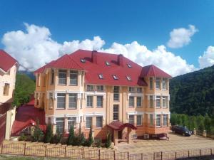 Апарт-отель Горный хрусталь - фото 5