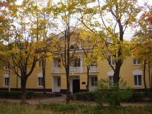 Гостиница Кузьмолово