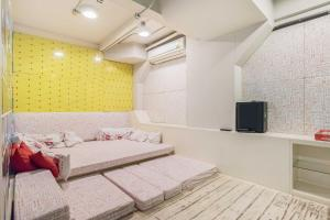 Saladaeng Gallery Hostel By Favstay, Апартаменты  Бангкок - big - 17
