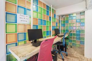 Saladaeng Gallery Hostel By Favstay, Апартаменты  Бангкок - big - 20