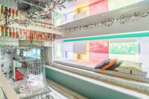 Saladaeng Gallery Hostel By Favstay, Апартаменты  Бангкок - big - 26