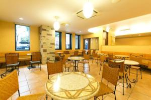 R&B Hotel Nagoya Sakae Higashi, Hotely  Nagoya - big - 21
