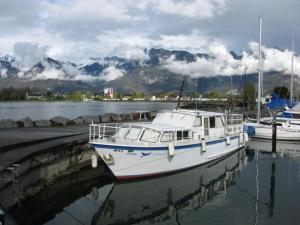 obrázek - La Colombe Holiday Boat