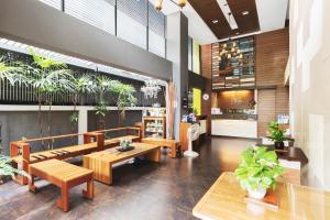 Saladaeng Woodland By Favstay, Apartmány  Bangkok - big - 18