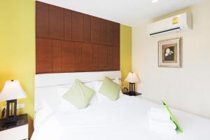 Saladaeng Woodland By Favstay, Apartmány  Bangkok - big - 7