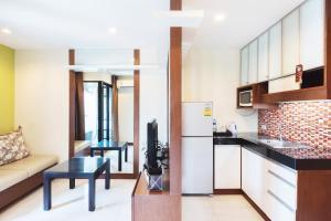 Saladaeng Woodland By Favstay, Apartmány  Bangkok - big - 6