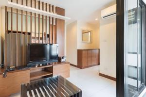 Saladaeng Woodland By Favstay, Apartmány  Bangkok - big - 25