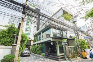 Saladaeng Woodland By Favstay, Apartmány  Bangkok - big - 2