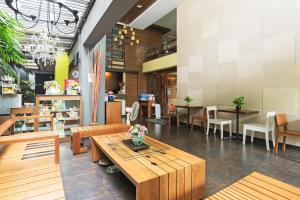 Saladaeng Woodland By Favstay, Apartmány  Bangkok - big - 19