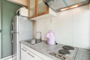 Saladaeng By Favstay, Apartmány  Bangkok - big - 7
