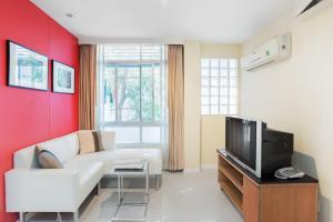 Saladaeng By Favstay, Apartmány  Bangkok - big - 16