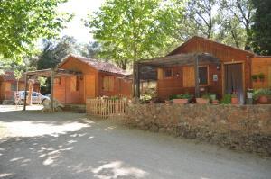 Cabañas Camping Sierra de Peñascosa