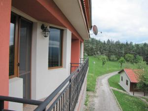 Hotel Garvanec, Загородные дома  Druzhevo - big - 22